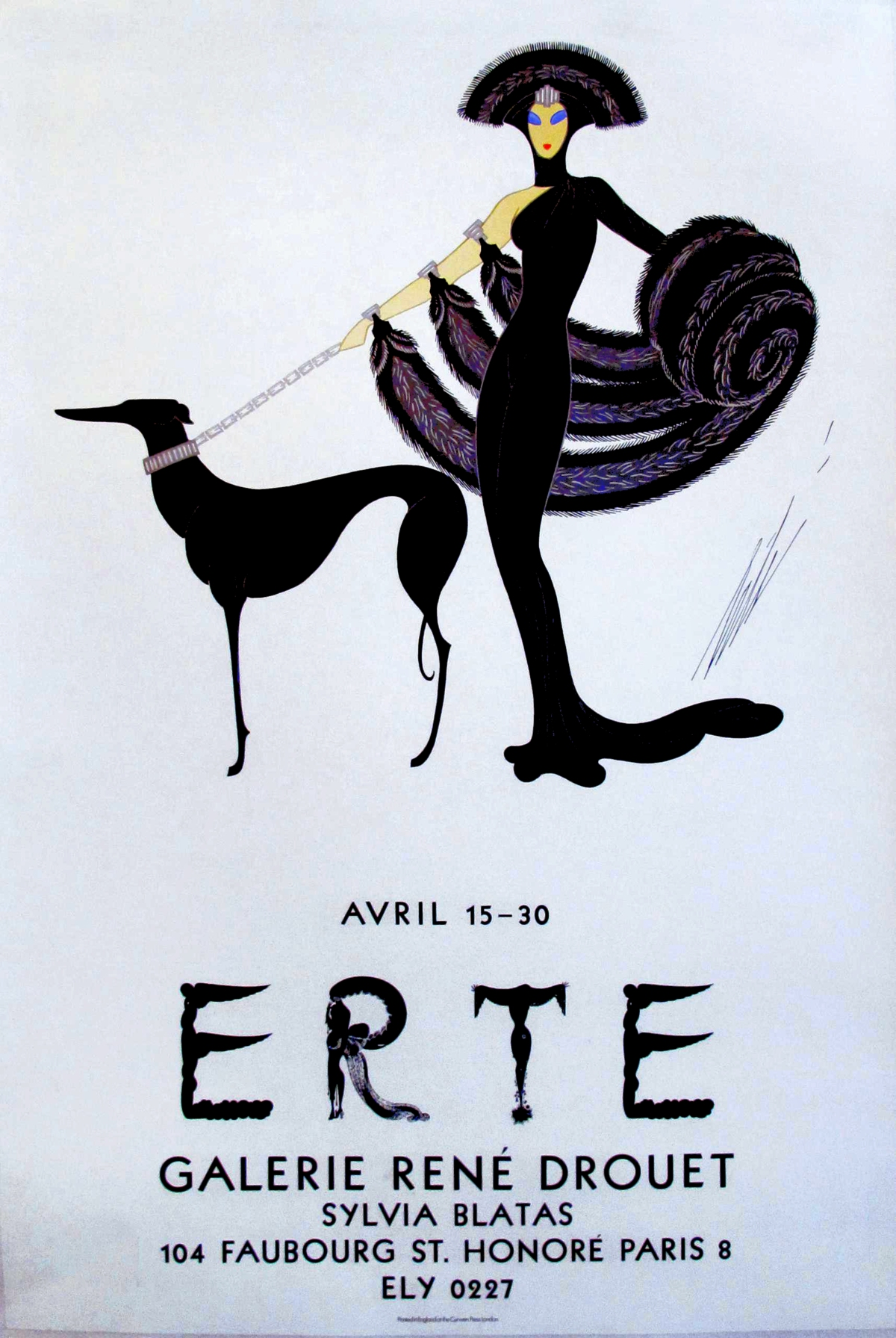 1968-erte-exhibition-poster-woman-and-dog-2771B