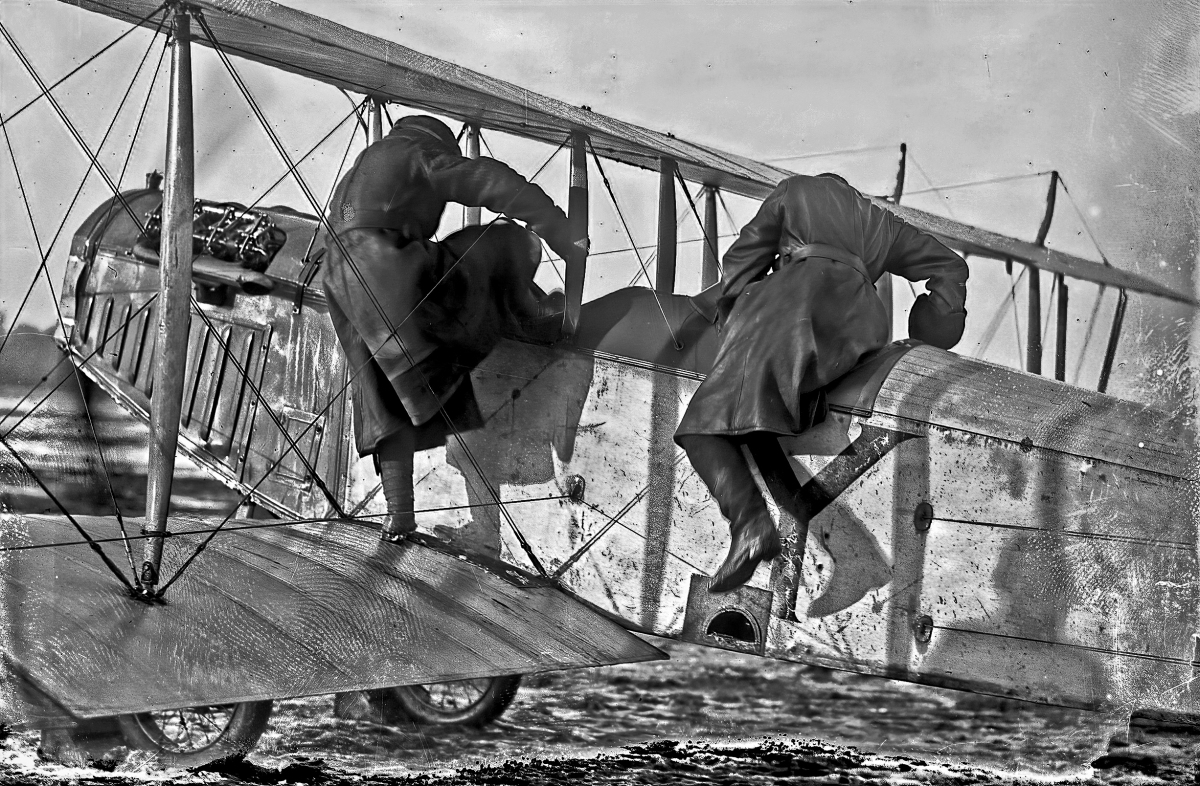 Curtiss Canuck aisH