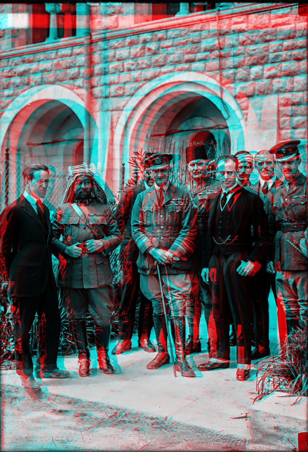 Lawrence anaglyph 2